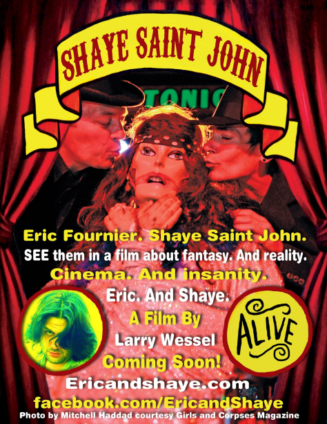 Eric and Shaye Poster PNG